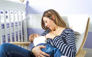 A Guide To Breastfeeding Positions