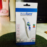 AccuSure Non-Contact Thermometer #FR 800 – Used And Reviewed
