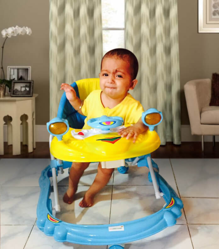 What's All The Fuss About A Baby Walker?