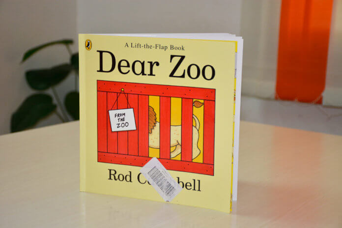 Dear Zoo by Rod Campbell – Read and Reviewed