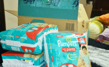 Pampers Baby Dry Pants – Used And Reviewed