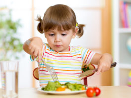 5 Super Foods That Help Your Child's Immunity