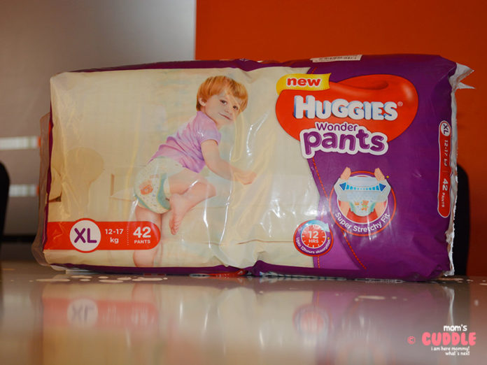 Huggies Wonder Pants Review
