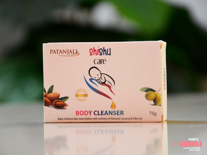 Patanjali Shishu Care Body Cleanser – Used and Reviewed