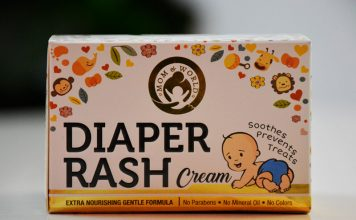 Mom & World Diaper Rash Cream - Used And Reviewed