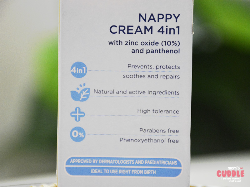 Chicco Natural Sensation Nappy Cream 4 in 1 - Used and Reviewed
