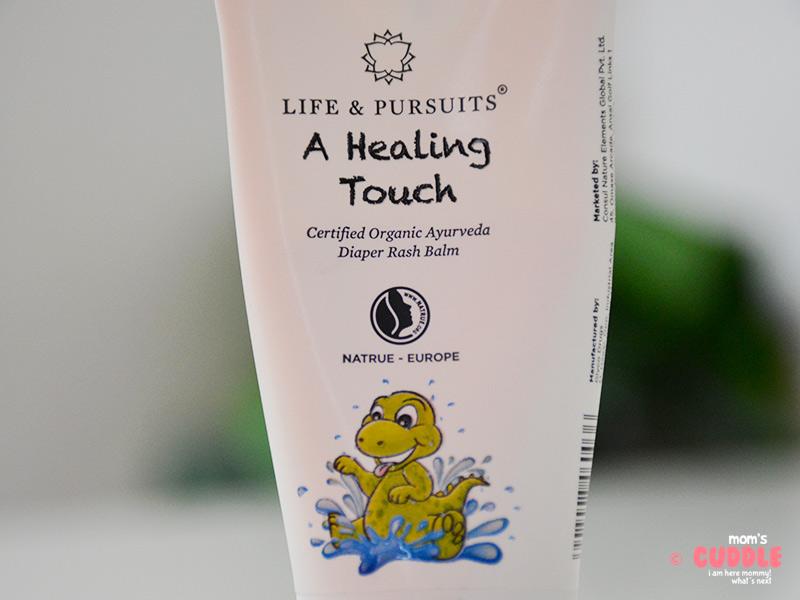 Review Life & Pursuits Diaper Rash Cream (4)