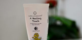 Life & Pursuits Diaper Rash Balm - Used and Reviewed