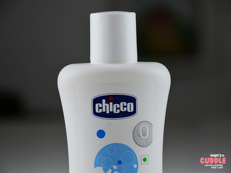 Chicco No-Tears Baby Shampoo - Used And Reviewed