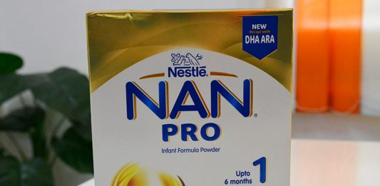 NAN Pro Infant Formula Stage 1 – Used and Reviewed